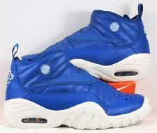 2d490cedd422 Nike Air Shake Ndestrukt Dennis Rodman Blue Jay   White Sz 8.5 880869 401