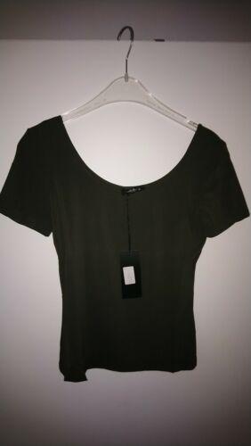 Kimmich maillot shirt 7015 S-XL kaki plus de 80/% économisés KT 32-37