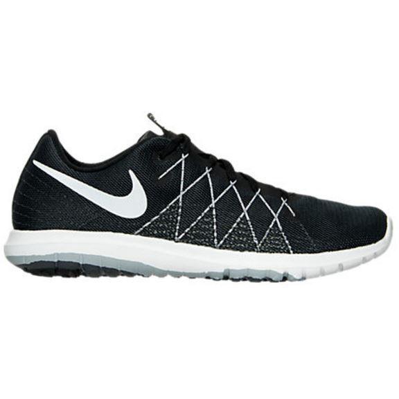 NIKE FLEX FURY2 Hommes Sneakers 819134 001 Sz9.5 Fast Shipping H