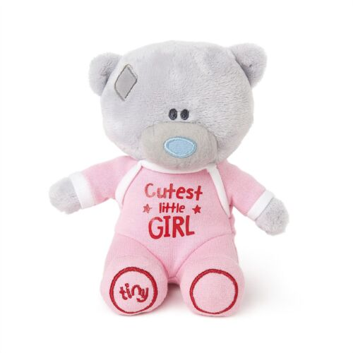 Me to You Tiny Tatty Teddy Pink Baby Bear