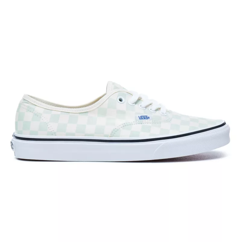 WAS - NOW - Vans Checkerboard Authentic Unisex Trainers-Skateboarding