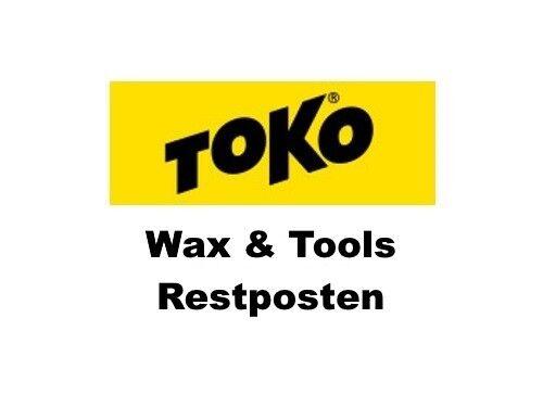 Toko Restposten, Wax & Tools, für Ski, Snowboard & LL