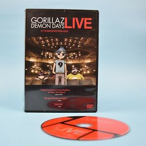 Gorillaz-Demon-Days-Live-At-The-Manchester-Opera-House-DVD-B2-GUARANTEED