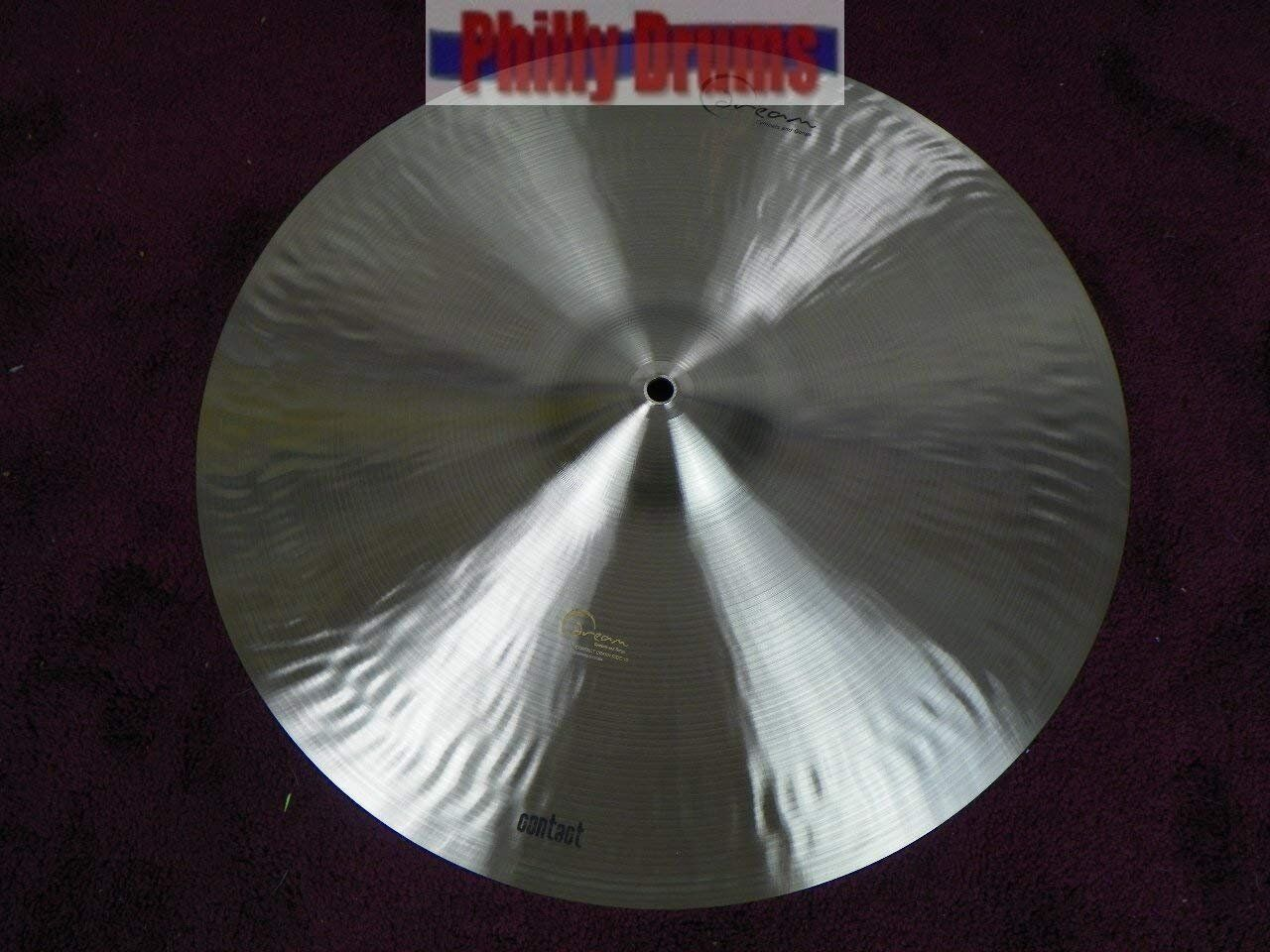 Dream C-CRRI19 19-Inch Contact Crash Ride Cymbal