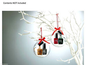 Avon Christmas Gift Bauble With Gold Ribbon /& Tissue Paper Xmas  Stocking Filler