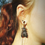 Antique-Gold-Cicada-Shape-Ear-Weights-Gauges-Piercing-Tunnel-Plug-Body-Jewelry thumbnail 8