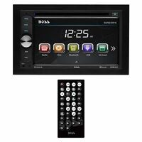Boss Double Din 6.2 Touchscreen With Bt/remote 320 Watts