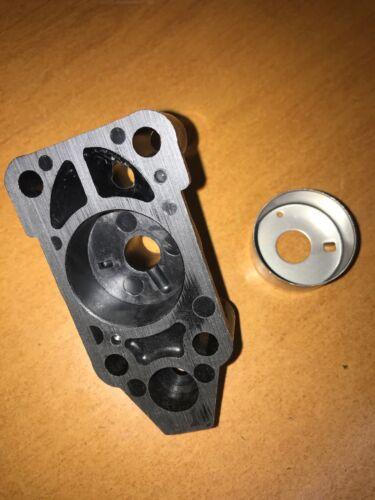 Water Pump Impeller Housing /& Insert Liner Kit ~ 3.3HP Mercury Mariner Outboard
