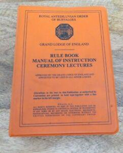 2019 RAOB RULE BOOK - RING BINDER EDITION (63)