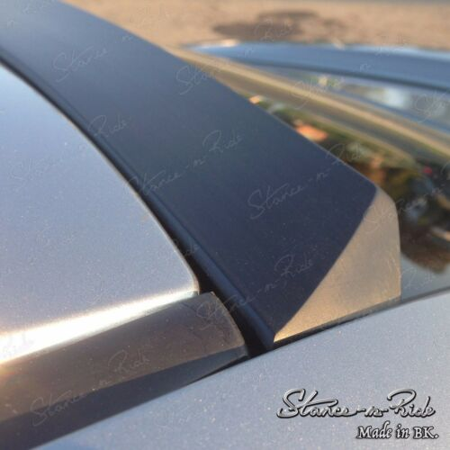Fits: Acura TLX 2015-present StanceNride Rear Roof Spoiler Window Wing 818R
