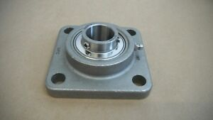 EDT-CORP-BY-TIMKEN-PART-4PC-4-BOLT-FLANGE-1-034-BORE-STAINLESS-STEEL