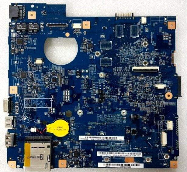 MB.TVQ01.002 Acer Aspire Travelmate 4740 Intel Laptop Motherboard s989