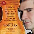 Violinkonzert 1/Carmen Fantasie von Fabrizio Arx (2012)