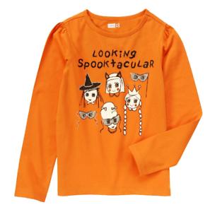 NWT-NEW-Crazy-8-HALLOWEEN-Sparkle-Spooktacular-TEE-4-5-6-14-XS-S-XL