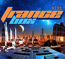 CD Trance Box von Various Artists  5CDs