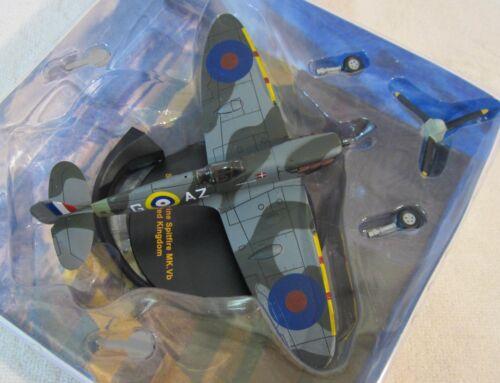 IXO Supermarine Spitfire Mk.Vb United Kingdom Aircraft Die-Cast 1:72 NEW PIXJ012