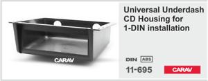 CARAV 11-695 1-din underdash Autoradio Radio DIN staffa montaggio sottostruttura