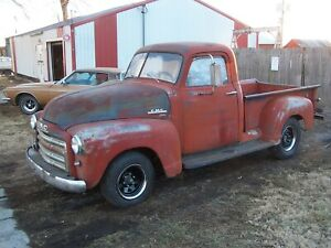 1951-Chevrolet-Other-Pickups