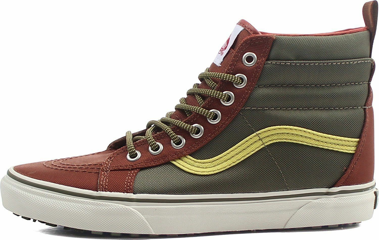 Vans Sk8 Hi MTE DX Green Size 8 NEW   FAST FREE SHIPPING