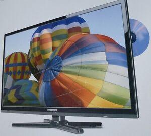 medion md21340 kombi 59 9cm 23 6 full hd tv mit dvd player und triple tuner ci ebay. Black Bedroom Furniture Sets. Home Design Ideas
