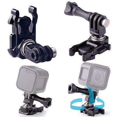 Decorative/&Car Bike Aluminum Handlebar Tripod Ball Head Adapter Mount for GoPro New Hero //HERO7 //6//5 //5 Session