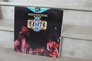 double-LP-33-t-the-Who-the-best-of-the-last-ten-years-64-74