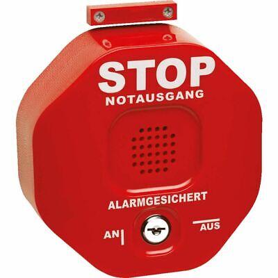 Preiswert Kaufen Sti Exit-stopp Türwächter, 97 Db, Rot, 13 X 13 X 47 Cm Aus Kunststoff