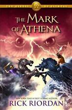 THE MARK OF ATHENA Heroes of Olympus Series Book 3  HARDCOVER Rick Riordan NEW