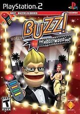 PS2 - Buzz The Hollywood Quiz - PlayStation 2 - Disc Only - Refurbished