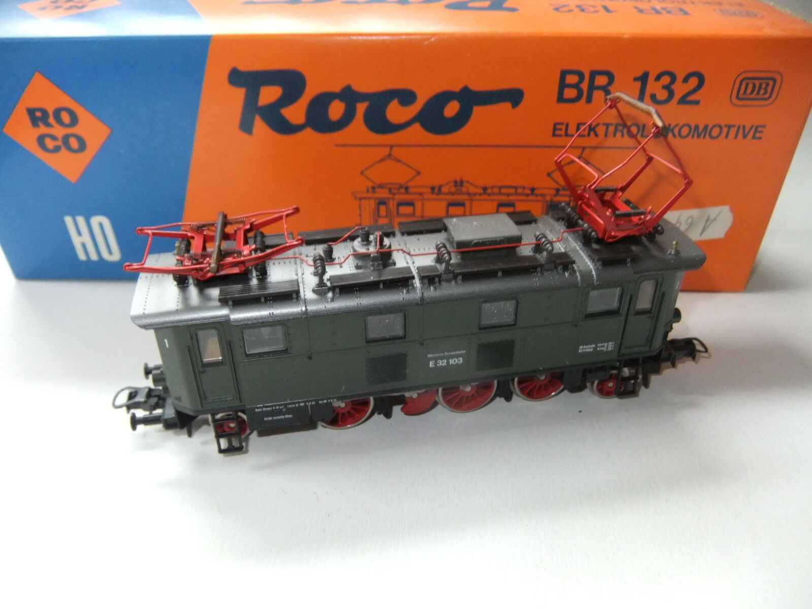 E 32 103 DB DB DB ELLOK. ROCO HO 4145 a ovp 4906 39a258