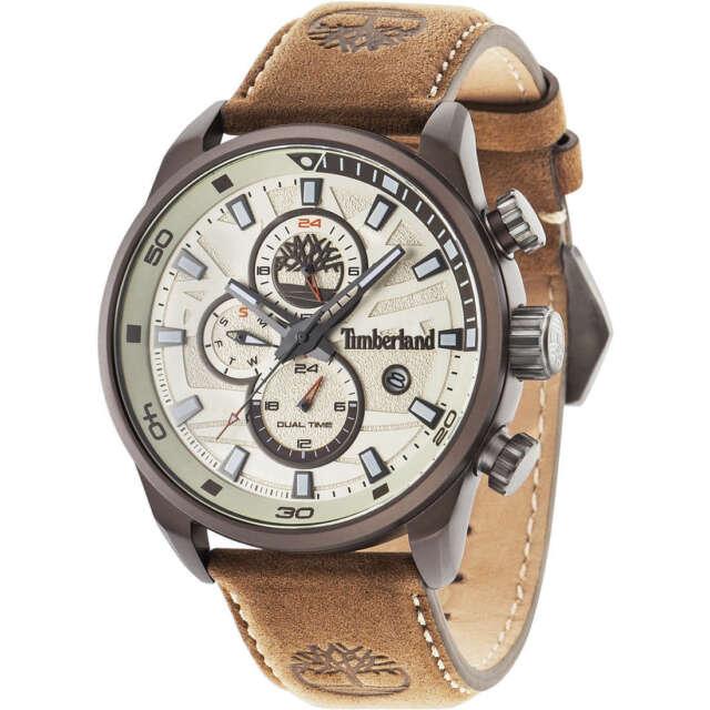 Domar Anillo duro deseable  Timberland Henniker II - TBL14816JLBN07 Watch for sale online | eBay