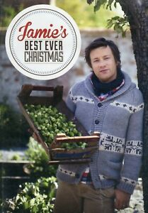 Jamie-s-Best-Ever-Christmas-1-DVD-Region-4-Very-Good-Aust-Seller
