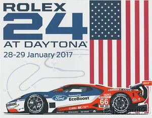 Image Is Loading  Ganassi Racing Ford Gt Gtlm Rolex