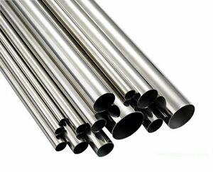 STAINLESS STEEL TUBE 8MM OD X 5MM ID 1.5 MM WALL 316 SEAMLESS