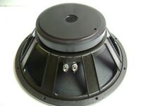 Replacement Mackie 0013916 Speaker 15 Woofer Lc15-2507-16 (16 Ohms)