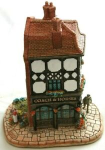 Lilliput-Lane-The-Coach-amp-Horses-L2112-complete-with-Deeds