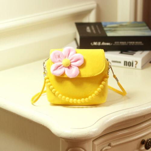Fashion Kid Girl Shoulder Handbag Crossbody Bag Messenger Satchel Purse Backpack