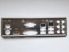 ATX-Blende / I/O-Shield / Backplate MSI K9N6GM, P6NGM-FIH