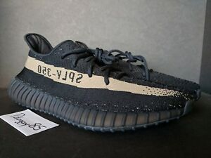 low priced 71257 bd6cf Details about DS Adidas Yeezy Boost 350 v2 Sz 11 Black Olive Copper Red  Zebra Beluga v1 Oreo