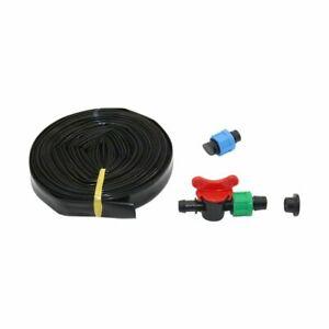 16mm-Drip-Band-Kit-Bewaesserung-Schlauch-System-flach-rationalisieren-getraenkte-Irrigation-Space