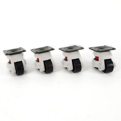 50mm Nylon wheels Set of 4pcs