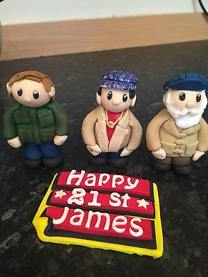 Only Fools And Horses Film Roll A4 Icing Sheet Edible Cake Topper Cake Border