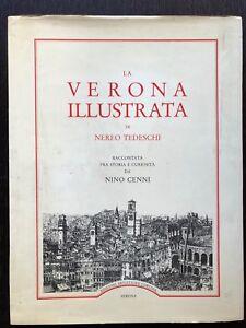 Nino-Cenni-La-Verona-illustrata-di-Nereo-Tedeschi-1984-Ed-Art-Cortina