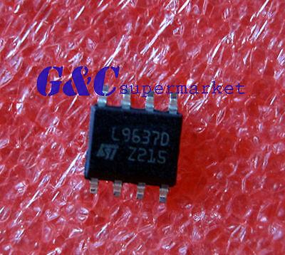 2PCS L9637D SOP8 ST IC INTERFACE BUS ISO 9141 8-SOIC NEW