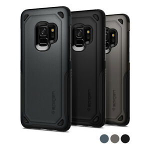 Galaxy-S9-Galaxy-S9-Plus-Case-Spigen-Hybrid-Armor-Double-Shockproof-Cover