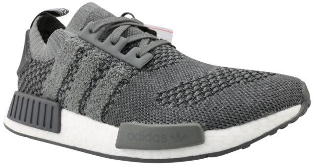 Adidas NMD R1 PK Primeknit Herren Sneaker Turnschuhe Schuhe EE3650 Gr. 42,5