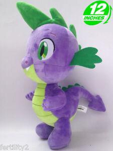 Spike-Plush-Soft-Doll-12-034-30cm-MLP-Pony-Plush-Spike-the-Dragon-Gift-High-Quality