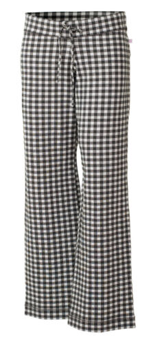 Boob Maternity Pyjama Pants pregnancy sleep pants white and black