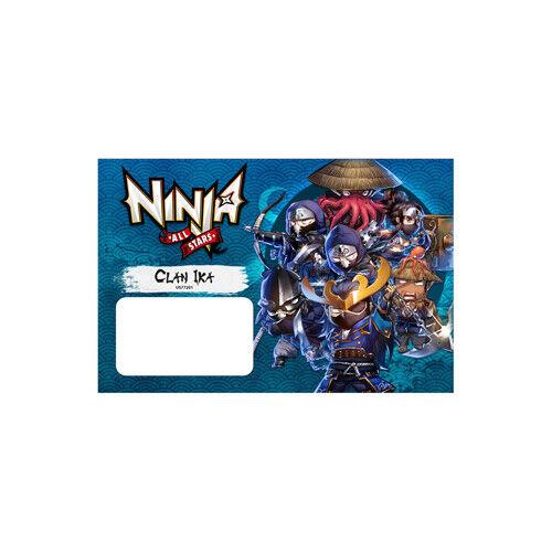 all'ingrosso a buon mercato Ninja tutti-Estrellas - Clan Ika Ika Ika - Ampliamento US77201  Offriamo vari marchi famosi