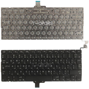 NEW for A1278 Arabic Keyboard For Apple MacBook Pro 13''  2009-2012 AR